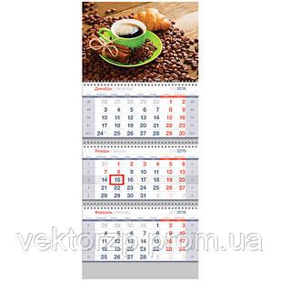 Календарь квартальный стандарт