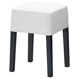 IKEA NILS (201.401.27) Каркас табурета, чорний