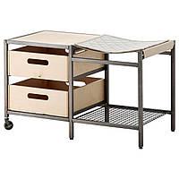 IKEA VEBEROD (503.433.31) Скамья натуральная