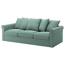 IKEA GRONLID (592.562.92) 3-местный диван, Ljungen средне-серый