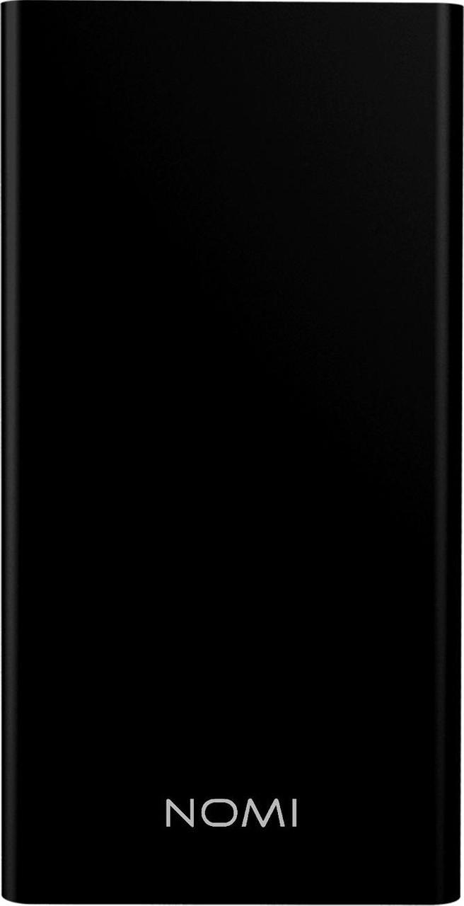 Аккумулятор внешний Power Bank Nomi E050 5000mAh Black Гарантия 12 месяцев