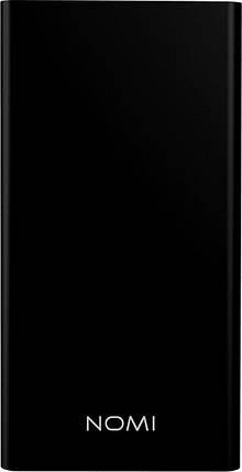 Аккумулятор внешний Power Bank Nomi E050 5000mAh Black Гарантия 12 месяцев, фото 2