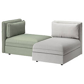IKEA VALLENTUNA (492.274.17) 2-местный диван