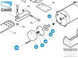 CAME 119RID140 Електромагніт ATI 24 в зборі для A3024N A5024N, фото 5