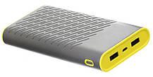 Внешний аккумулятор Power Bank Hoco B31A Rege 30000mAh Gray Гарантия 6 месяцев, фото 3