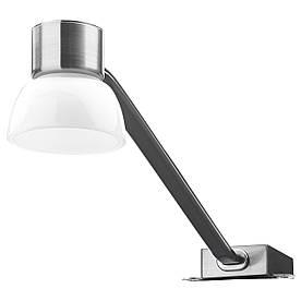 IKEA LINDSHULT (102.604.36) Светодиодное освещение, никелированное