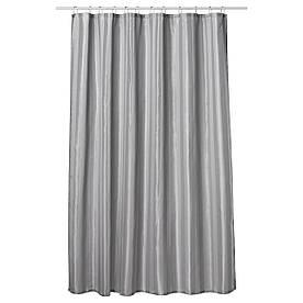 IKEA SALTGRUND (202.033.27) Душова завіса, сірий