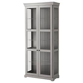 IKEA LIATORP (402.688.84) Шкаф/Сервант, белый