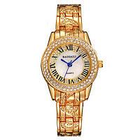 Женские часы Baosaili Imperial золотые