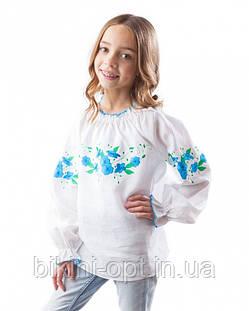 BG 023 Сорочка-вишиванка дівч., фото 2