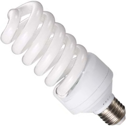 Лампа энергосберегающая T4 Full spiral E27 26Вт 6400K