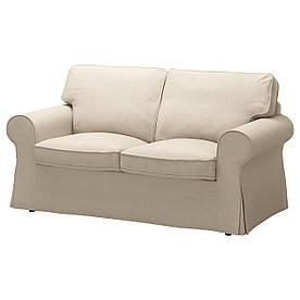 IKEA EKTORP (991.291.84) Двухместный диван, Löölletle