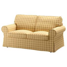 IKEA EKTORP (291.835.08) Двухместный диван, Löölletle