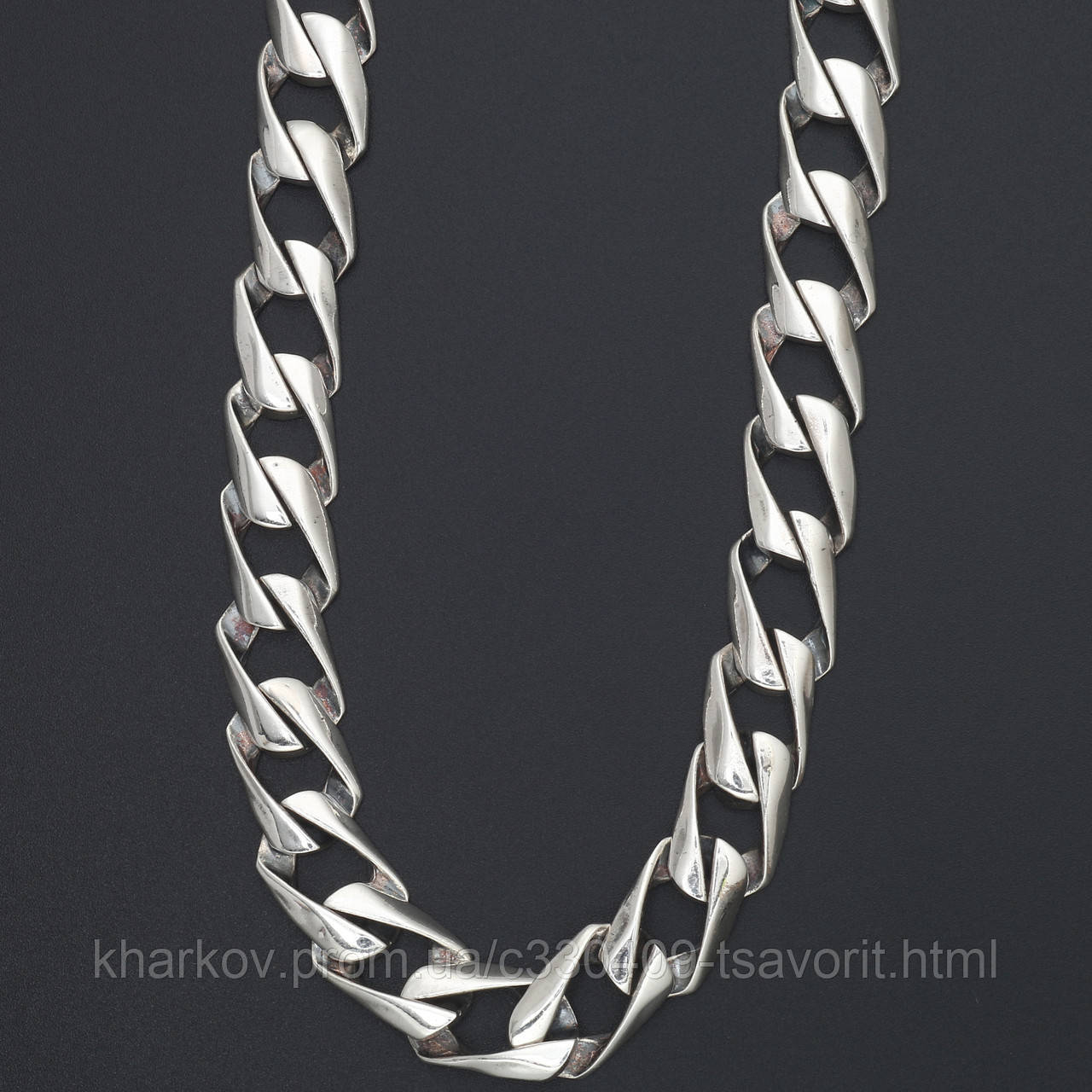 Серебряная цепочка 4100188