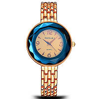 Женские часы Baosaili Superior синие, фото 1
