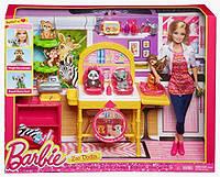 """Игровой набор Барби доктор в зоопарке серии """"Я могу стать"""" Barbie, фото 1"""
