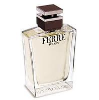 Оригинал Ferre For Men 100ml edt Ферре Мен (элегантный, обаятельный, пленительный, обольстительный)