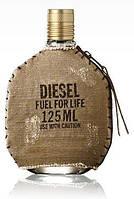 Original Diesel Fuel for Life Homme 125ml edt (привлекательный, чувственный, свежий, энергичный)