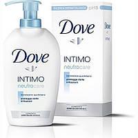 Мило для інтимної гігієни Dove intimo neutrocare 250 мл.