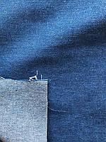Дж нс Коттон однотонный (голубой)