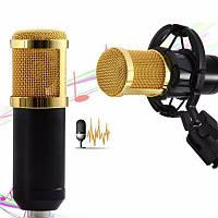 Мікрофон студійний професійний UKC M-800U, фото 1