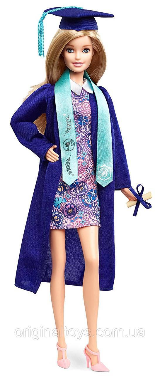 Лялька Барбі Випускний Barbie Signature Graduation Day 2017 Mattel FJH66
