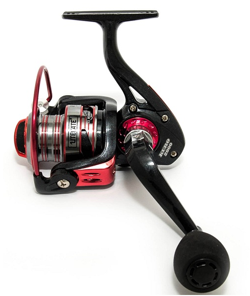 Катушка Bratfishing UTECATE KURO Red 2000 FD / 10+1 BB / ALUMINUM spool