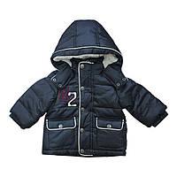 Зимняя куртка на флисе для мальчика, OVS kids, 6255595