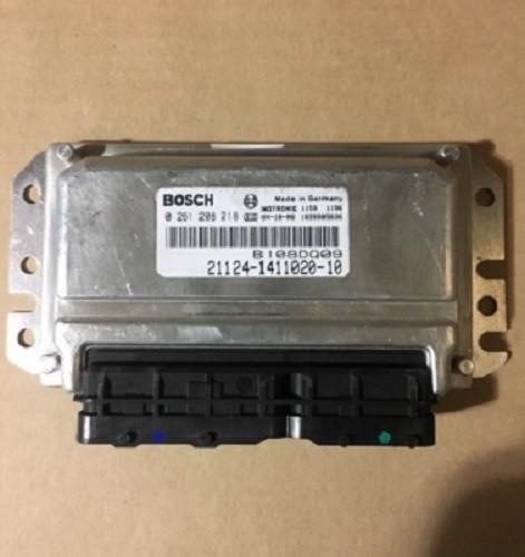 Электронный блок управления ЭБУ BOSCH 21124-1411020-10