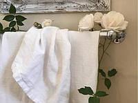Большое банное, пляжное полотенце из натурального льна 100%.  Размер 100*145. Можно индивидуаоьный, фото 1