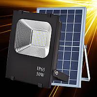 Прожектор на солнечной батарее VARGO 50W (VS-322), фото 1
