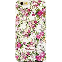 Чехол-накладка для Apple iPhone 6 iPhone 6S, поликарбонат, Cath Kidston, Белый /case/кейс /айфон