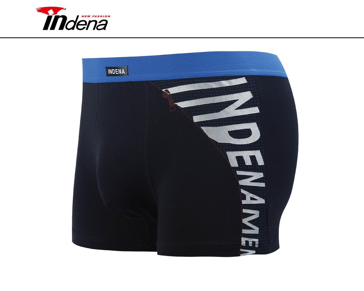 Мужские стрейчевые боксеры «INDENA»  АРТ.85093
