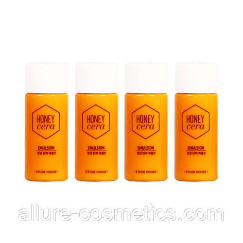 ETUDE HOUSE Honey Cera Emulsion Эмульсия с экстрактом меда 15мл.
