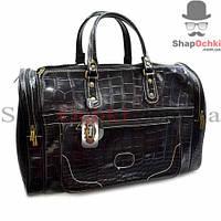 6449ae3c10f2 Кожаные дорожные сумки-саквояжи в Украине. Сравнить цены, купить ...