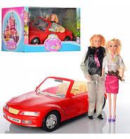 Машина Для Куклы 66742 С Куклой И Кеном, В Кор. 49*23*24см Ухти-Тухти Кривой Рог