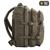 Рюкзак M-Tас  Large Assault Pack Laser Cut Olive, 36 літрів. Новий товар., фото 2