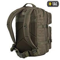 Рюкзак M-Tас  Large Assault Pack Laser Cut Olive, 36 літрів. Новий товар., фото 3