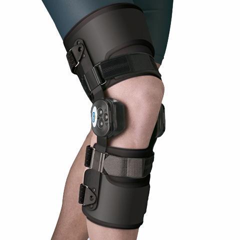 Регулируемый ортез для колена с системой фиксации 94231 Orliman, (Испания)