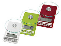 Весы кухонные Silver Crest KH809