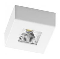 Точечный накладной светильник для шкафов, ниш  5Вт AL521 4000K белый квадрат
