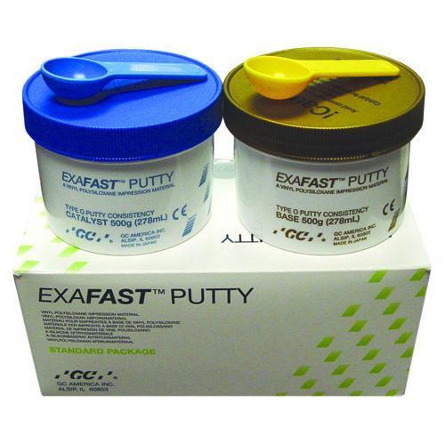 GC EXAFAST PUTTY (Джи-си Экзафаст Путти) 500 г база + 500 г катализатор