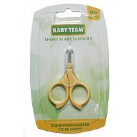 Ножницы с короткими лезвиями, Baby Team, 7101