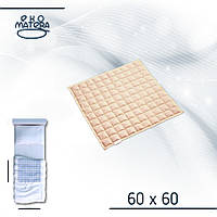 Противопролежневая накидка EKO MATERA, 60 х 60 см