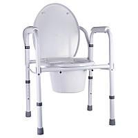 Крісло-туалет Nova складаний, арт. A8700AA