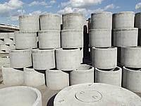 Кольца бетонные канализационные для колодцев