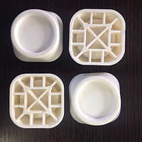 Антивибрационные подставки белые для бытовой техники, фото 1