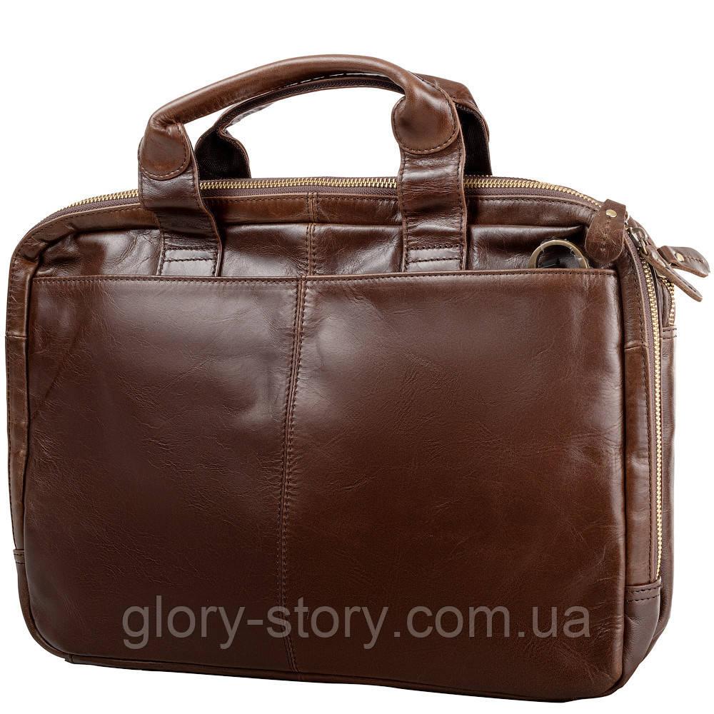 776f1589bc33 Сумка повседневная ETERNO Кожаная мужская сумка с карманом для ноутбука  ETERNO (ЭТЭРНО) RB- ...