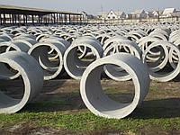 Бетонные кольца для питьевых колодцев