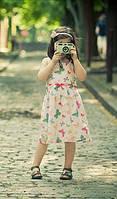 Детские летние платья и сарафаны